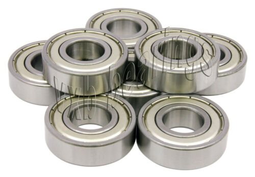 Matched Set of Two NSK 7001CTYNSULP4  Abec-7 Super Precision Spindle Bearings
