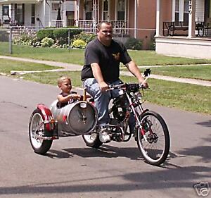 Schwinn-OCC-Chopper-bicycle-exhaust-loud-You-are-purchasing-exhaust-only