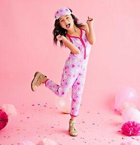 Esme Girls Comfortable Sleepwear 3 4 5 6 7 8 10 12 14 short sleeve Top Leggings