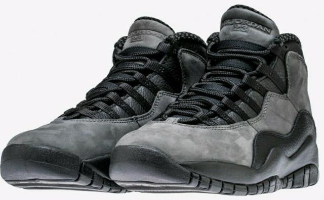 Air Jordan 10 X Retro DB Size 11