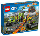 LEGO CITY Base d'Exploration du Volcan (60124)