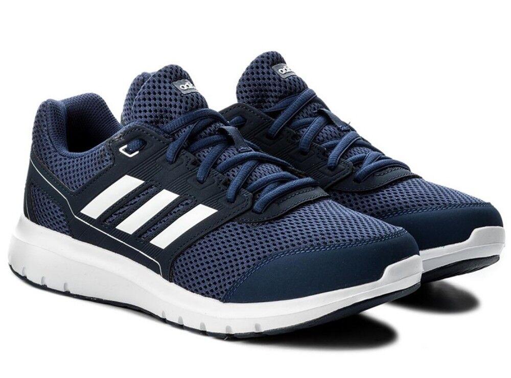 Adidas Duramo Lite 2 Herrenschuhe Sport Turnschuhe Gymnastik Stoff Running Menschliche Grenze