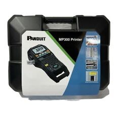Panduit Mp300 Mobile Label Printer Bundle With Charger Battery Labels Amp Case