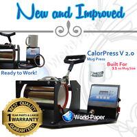 Mug Press Heat Transfer Press Sublimation Machine For Coffee 11oz Mugs