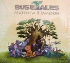 BUSH TALES CD & DVD NEW AUDIO SONGS BASED ON MATTHEW R JAMESON CHILDRENS BOOKS
