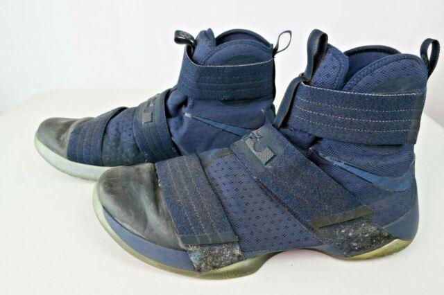Nike Lebron Soldier X 10 SFG Midnight