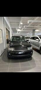 2011 Land Rover Range Rover Sport 2011 LAND ROVER RANGE ROVER SPORT HSE LUXURY