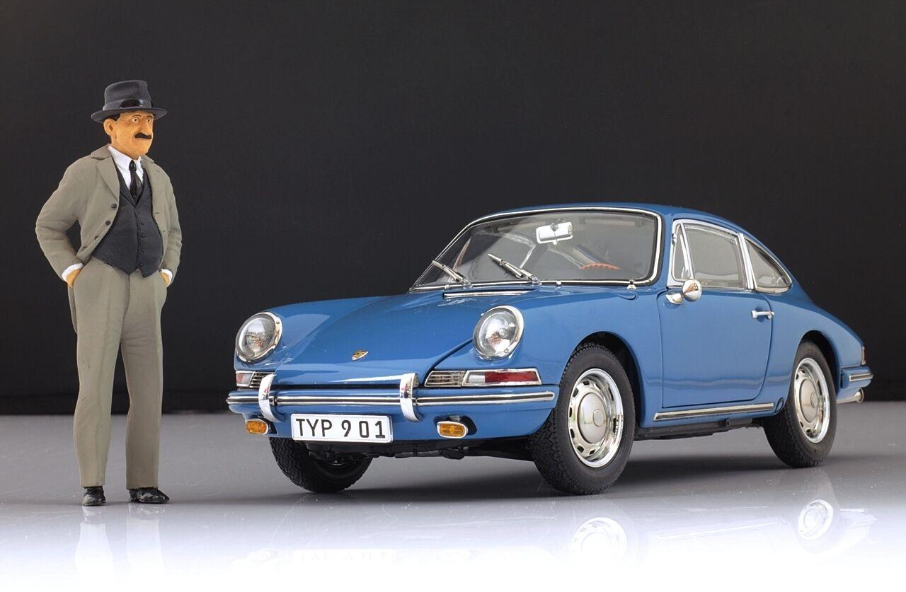Ferdinand Porsche figure  pour 1 18 Autoart 356 550 très rare  prix raisonnable