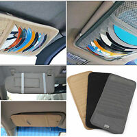 Auto Car 12 Discs Holder Sun Visor Storage Cd Visor Dvd Organizer 3 Colors Us