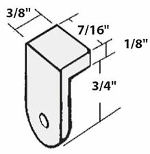 DESIGNER Cabinet Door Clips for Holding in Stained Glass DGC   eBay