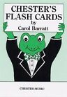 Chester's Flashcards by Carol Barratt (Cards, 2005)