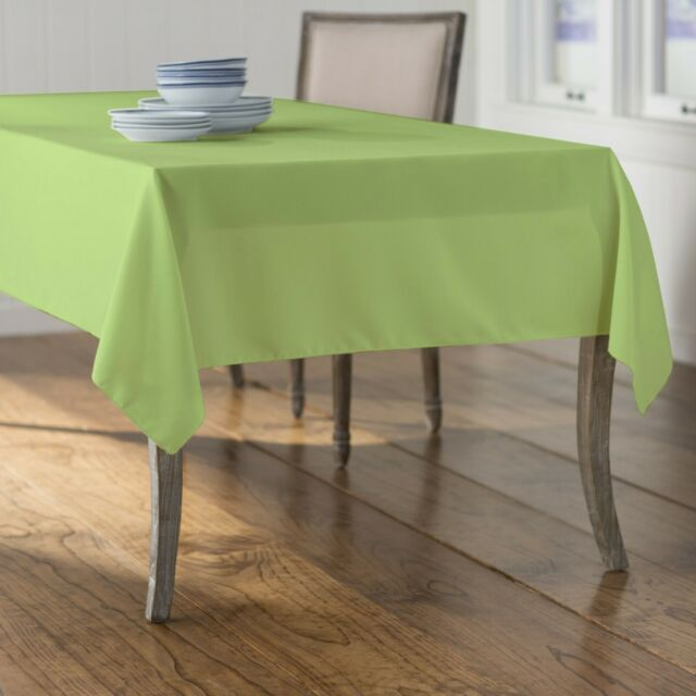 84 by 84-Inch Made in USA LA Linen Polyester Poplin Square Tablecloth
