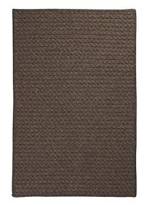 Details About Natural Wool Houndstooth Rug 3 By 5 Feet Cocoa