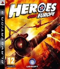 HEROES OVER EUROPE                  -----   pour PS3
