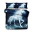 3D-hermoso-castillo-unicornio-Cubierta-Del-Edredon-Edredon-Cubierta-Juego-de-cama-funda-de-almohada miniatura 21