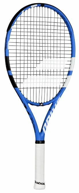 Babolat Drive Junior 25 bluee Tennisschläger für Kinder