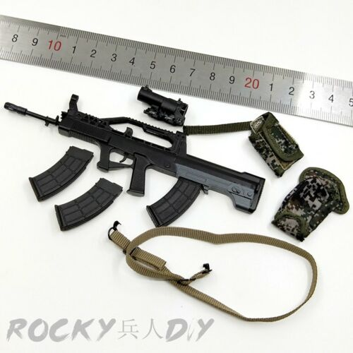 95 Rifle Set for FLAGSET FS 73016 Chinese Peacekeeping Infantry Battalion 1//6