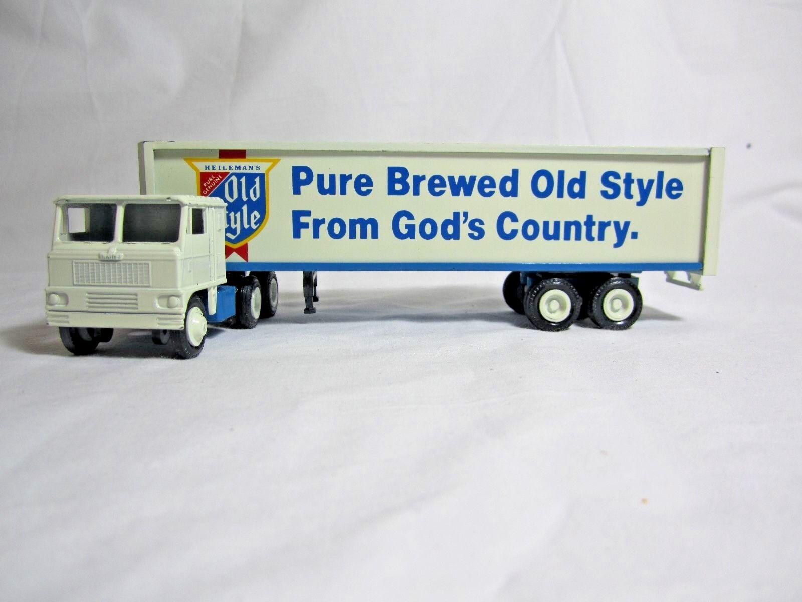 Winross 1980 Estilo Antiguo puro elaborada Estilo Antiguo De Dios país camión de Cochega