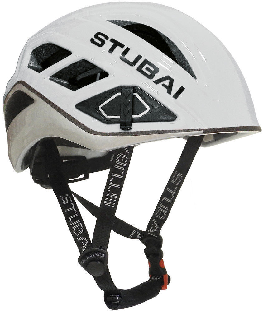 Stubai Nimbus Climbing Helmet Available In Red or White