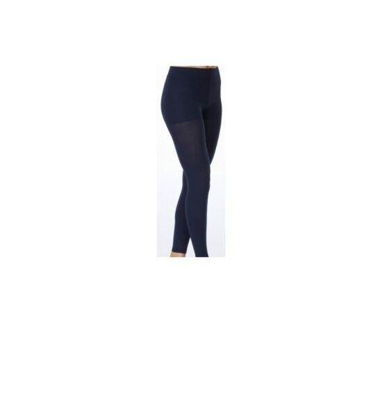#item M6# Damen Leggings Opaque Mit Kompression Schwarz -blau-braun