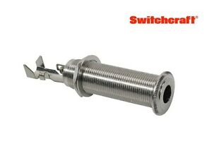 Switchcraft-Long-Threaded-Barrel-Jack-Stereo-Mono-Options-Available