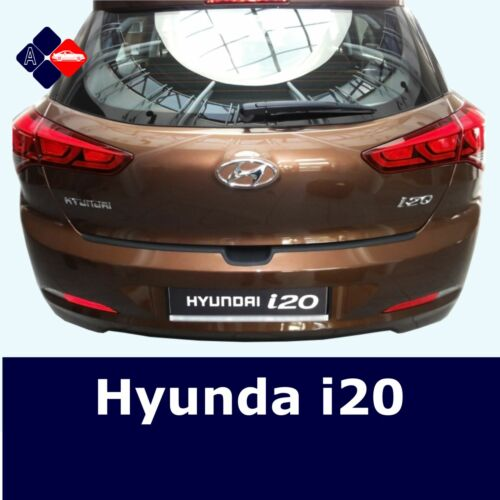 NUOVO Hyundai i20 Hatchback MARK 2 Paraurti Posteriore Guardia Protettore