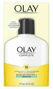 OLAY-COMPLETE-DAILY-MOISTURIZER-SENSITIVE-6-OZ-UV365-WITH-SPF15