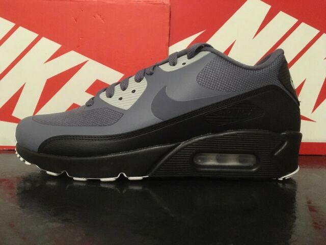 3fc99c37f0 2q Nike Air Max 90 Ultra 2.0 Essential Shoes Blue UK 6 EUR 40 875695-012  for sale online | eBay