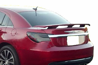 PAINTED ALL COLORS DODGE AVENGER FACTORY STYLE SPOILER 2007-2014