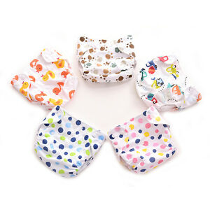 Wash-Reusable-Cloth-Wrap-for-Newborn-Baby-Cover-snap-Waterproof-Cotton-X1FEODLK