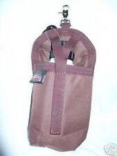 Weaver Saddle Water Bottle Horn Bag Horse Tack Holder Brown