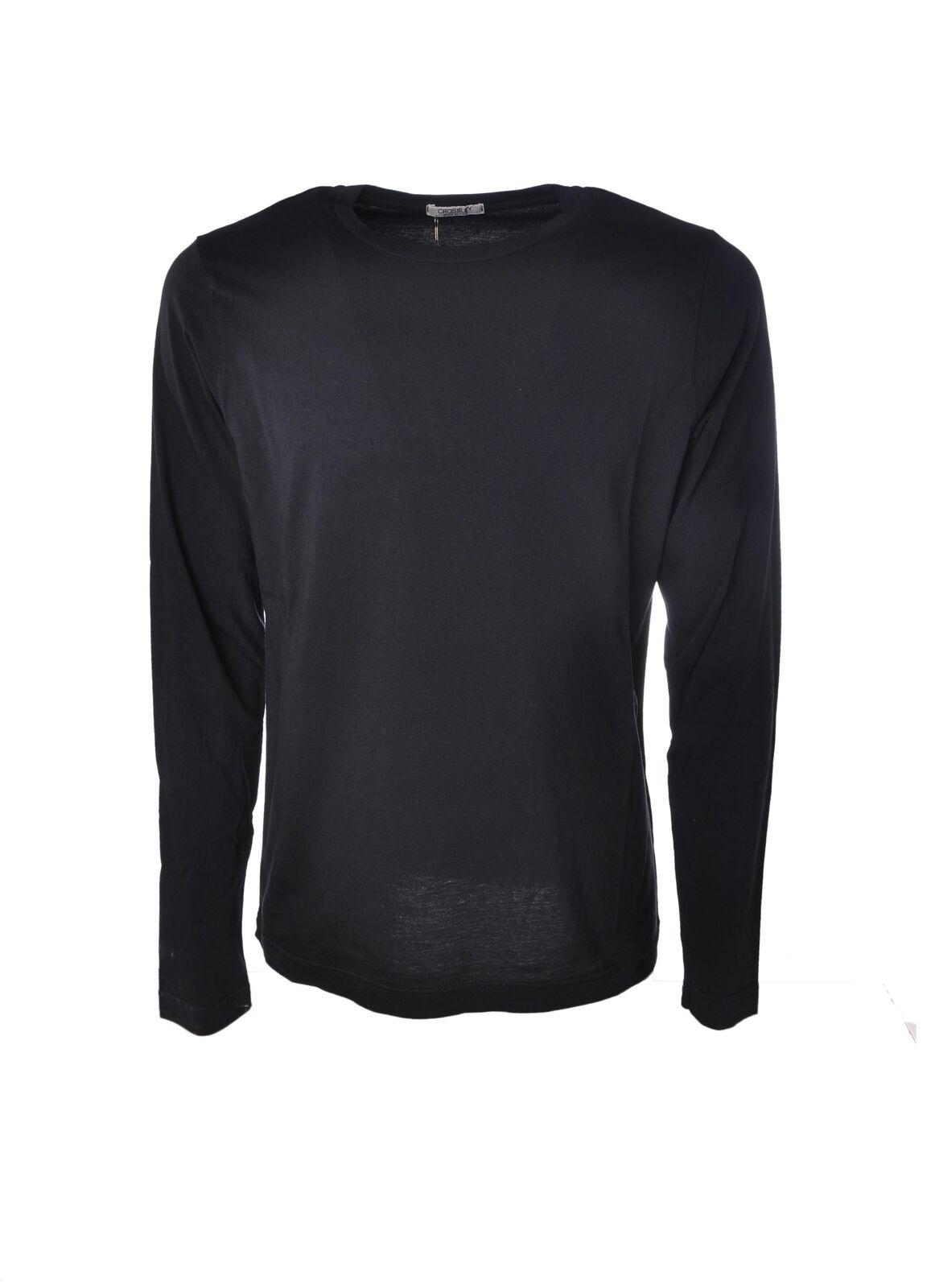 CROSSLEY - Knitwear-Cardigan - Man - Blau - 4086406C190921
