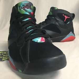cheap for discount 3529e 4922f Image is loading Air-Jordan-Retro-7-Barcelona-Nights-Sz-10-