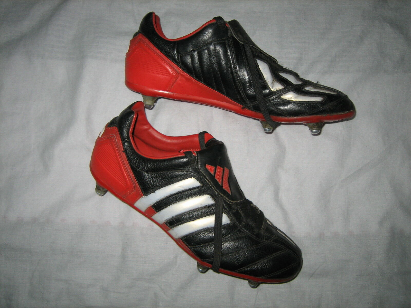 Adidas MANIA sg year 2003 very rare VINTAGE not pro model football boots