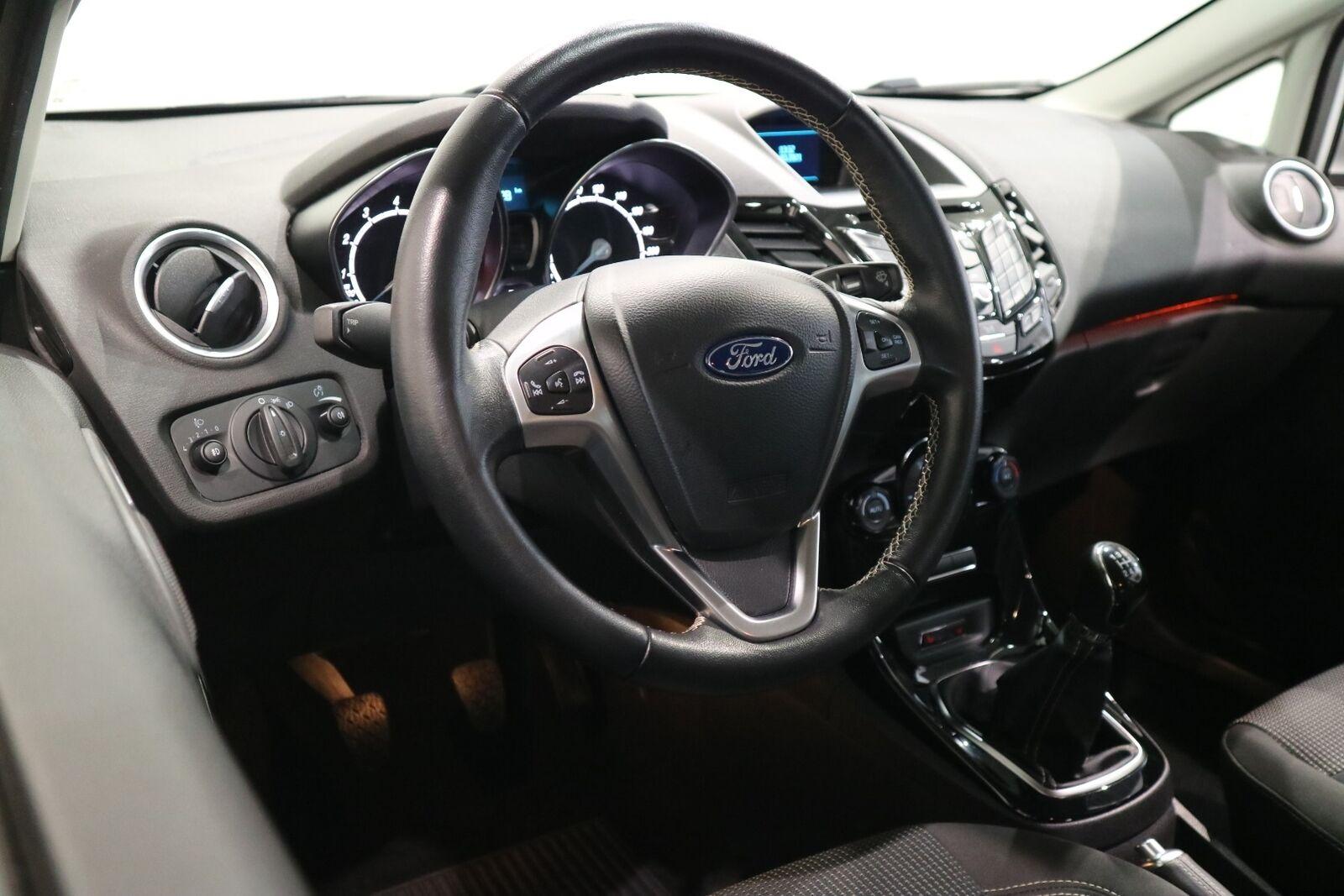 Ford Fiesta 1,1 Trend - billede 9