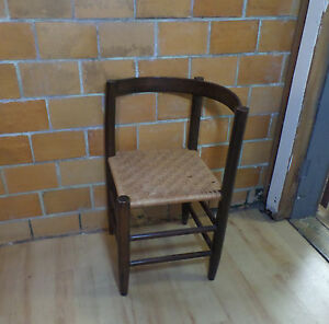 Value of vintage rush seat chairs
