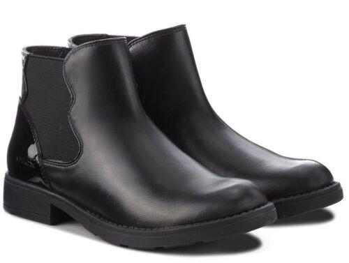 Botines De Piel J84d3e Safari Geox Sofia Mujer Botín Zapatos Botas Bajo faq0wH