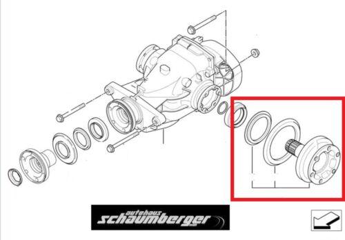 Original BMW Mitnehmerflansch Abtrieb E81 E87 E88 E82 E60 E65 E53 33137509105