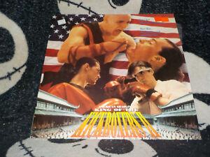 American Shaolin King Of The Kickboxers II Laserdisc Ld Orders
