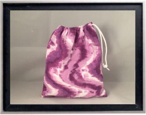 Gymnastics Leotard Grip Bags Super Bright Tie Dye Gymnast Birthday Goody Bag