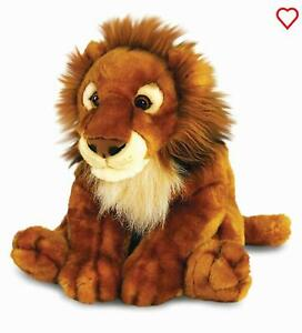 Keel Toys Large African Lion Soft Toy Plush Toy Gift Animals