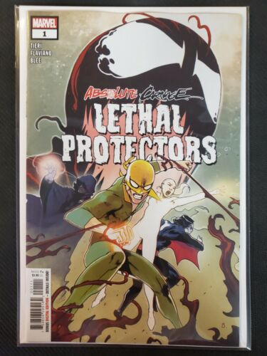 Absolute Carnage Lethal Protectors #1 Marvel NM Comics Book