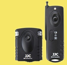 JJC JM-A Funk-Fernauslöser für Canon EOS 1D 1Ds 1D X 1D C 5D 6D 7D Mark 1 2 3 4
