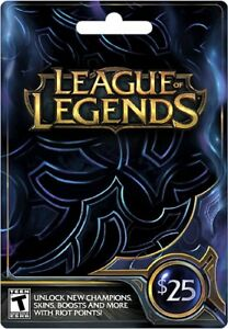 Image Is Loading League Of Legends Gift Card Rp Digital Riot