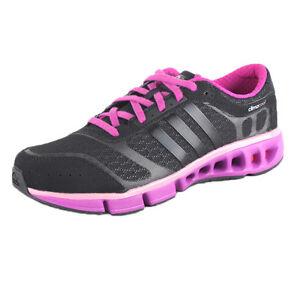 6 Scarpe rosa Ride 5 donna da ginnastica uk 5 nere Adidas Cc da Taglie qgtrgwO