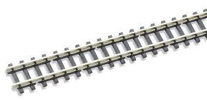 Peco Sl-200 - 20.3x61cm Longueur Souple Droit Rail Section Code 60 Z Échelle