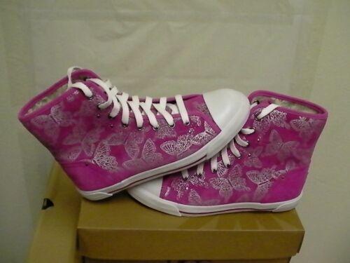 Johney Schmetterling Ugg 3 Australien Size Top Sneaker Mädchen Hi Lavendel tq7wFF1