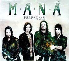 NEW! MANA: DRAMA Y LUZ DVD & CD
