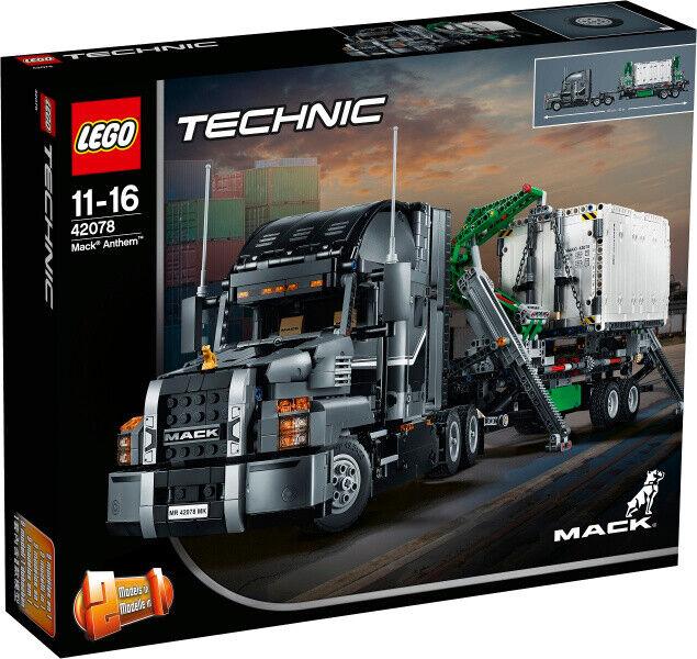 "LEGO Technic 42078 ""Mack Anthem"""