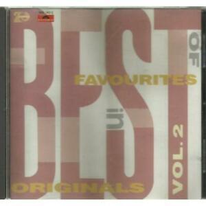 早期銀圈版 CD冇花 BEST OF FAVOURITES IN ORIGINALS VOL.2 經典廣東歌原版 SMILE AGAIN BREAKAWAY